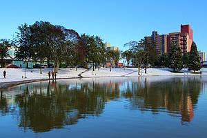 Lagoa das Lágrimas: No inverno, atrações ganham novas cores<br>