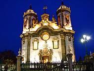 Uma das Mais Belas Igrejas de Todo o Brasil ..