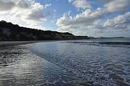 Praia maravilhosa!! Um charme de lugar!