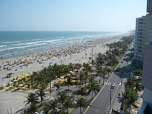 Curtir as praias: Orla urbanizada e ciclovia são atrações<br>