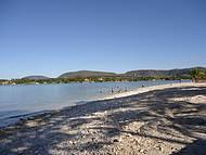 Praia de Água Doce e Gelada