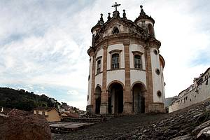 Igreja de Nossa Senhora do Ros�rio dos Brancos (ou de Padre Faria)