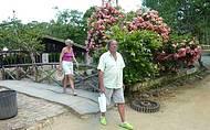 Fazenda Murycana tem restaurante