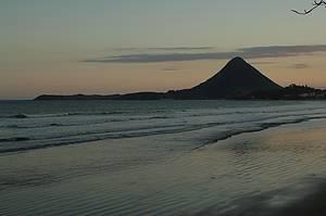 Piúma: Cartão-postal é apreciado da praia<br>
