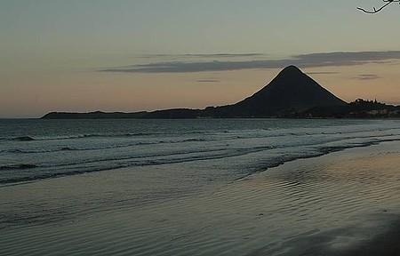 Piúma - Cartão-postal é apreciado da praia