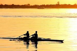 Passear de barco pelo Rio Guaíba e Delta do Jacuí