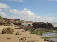 Pedra Furada da Praia do Amor