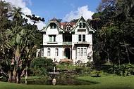 Construção é mais conhecida como Casa dos Sete Erros