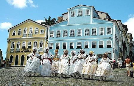 Salvador - Encantos da capital ficam bem perto
