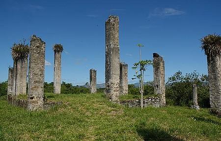 Ruinas Jesuiticas - Ruinas do Rio Benevente