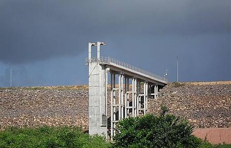 Povoado timbó - Futura  Represa de Aracaju se