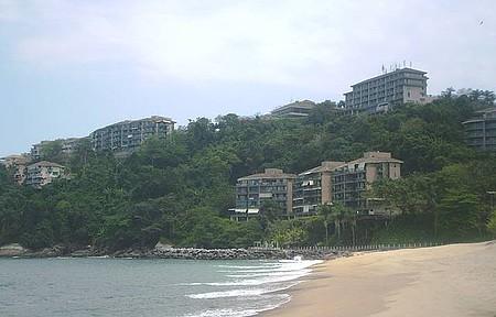 Hotel Porto Real - Vista da Praia Alta