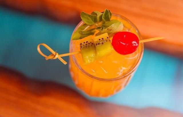 Assim como o nome, drink é puro Borogodó!