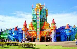 Beto Carrero: Parque temático é a atração da cidade<br>