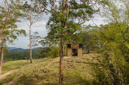 Uaná Etê Jardim Ecológico - Eco Hospedagem tem vista incrível