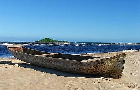 Praia da Barra do Saí