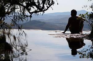 Boas maneiras rimam com uma ótima viagem: Janela do Céu: cartão-postal do Parque Estadual do Ibitipoca -