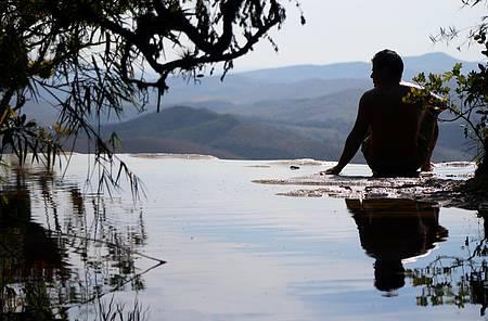 Boas maneiras rimam com uma ótima viagem - Janela do Céu: cartão-postal do Parque Estadual do Ibitipoca