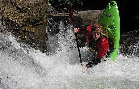 Adrenalina pura - Encontro dos Rios Bonito e Macaé