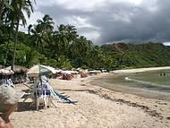 Vista Praia dos Coqueiros