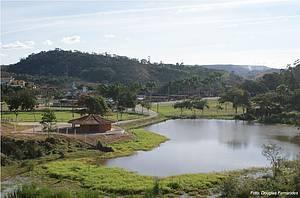 Pampulhinha: Parque é cenário de eventos diversos<br>