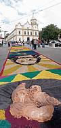Corpus Christi: Cidade se enfeita para festa religiosa<br>