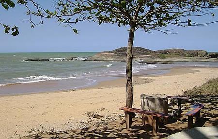 Praia da Gamboa - Só relaxar. Perfeito!