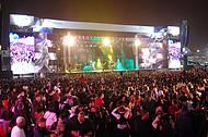 Pop rock esquenta as noites frias do m�s de julho
