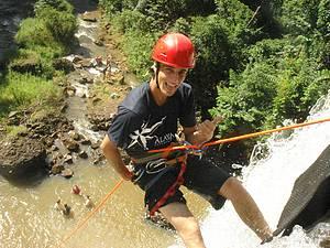 Canyoning: Adrenalina garantida! -