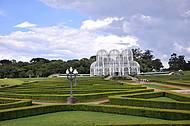 Jardim Botânico - Um dos parques mais visitados em Curitiba
