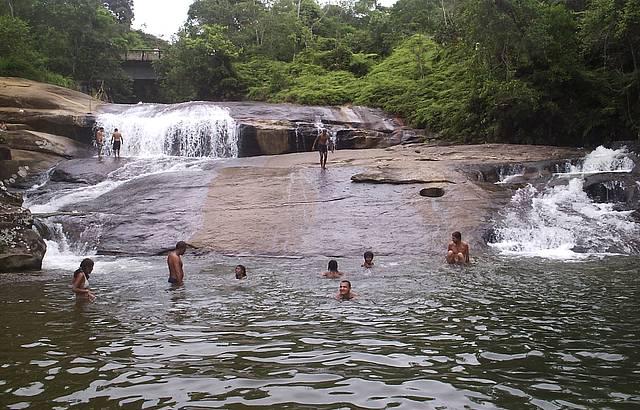 Cachoeira Prumirim tem fácil acesso!