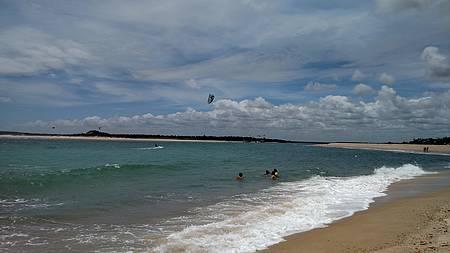 Barra do Cunhaú - O perfeito encontro do rio com o mar