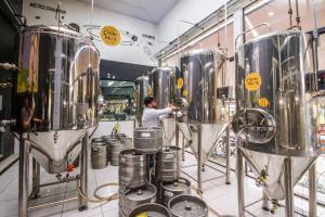 Micro Cervejaria Artesanal Caras de Malte