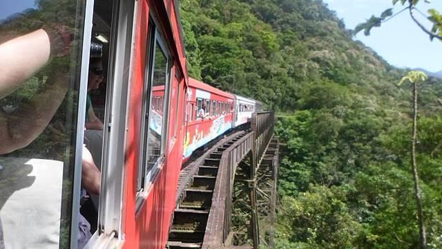 Trem da Serra do Mar