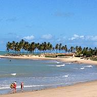 Foto original da Praia sem filtros !!