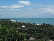 Praia de Trancoso Vista do Mirante