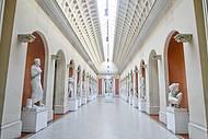 Esculturas e exposições encantam visitantes