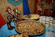 Del�cias t�picas juninas s�o encontradas tamb�m em feiras e mercados populares