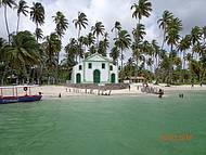 Igreja centenária.
