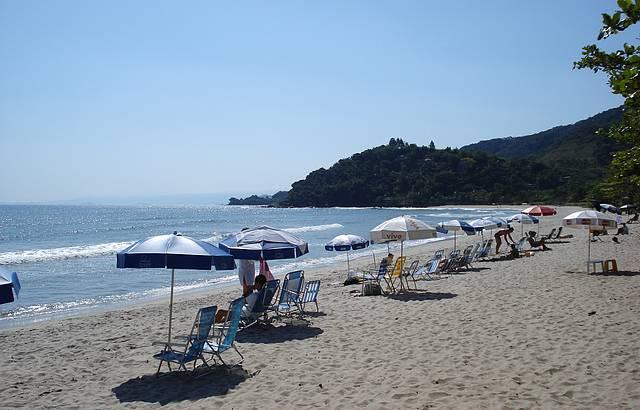 Praia Sossegada. Perfeita!