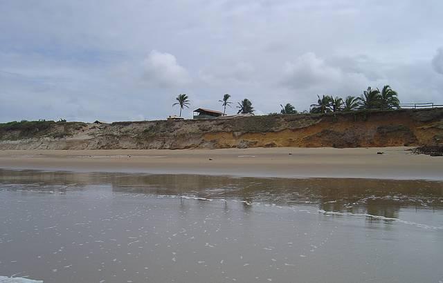 Praia de Riacho Doce, no lado da Bahia. Vale a pena conhecer.