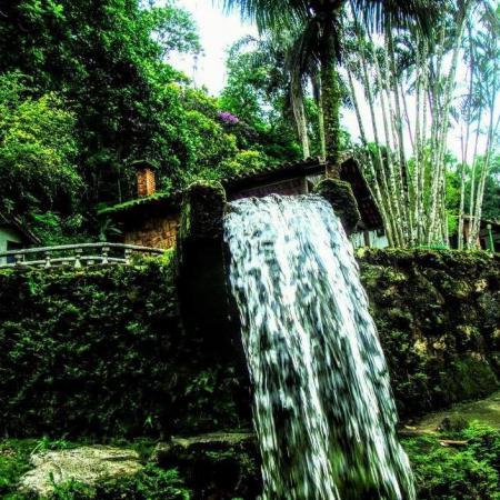 Sítio Ecológico Eco da Serra - Cascatinha