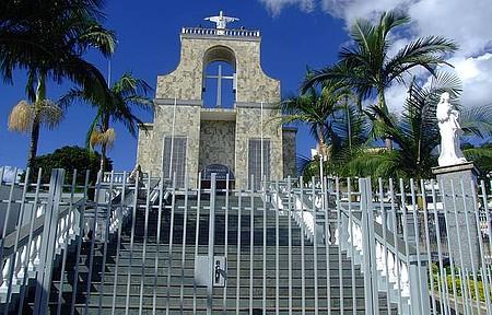 Santuário N.S.Conceição - Igreja Nhá Chica