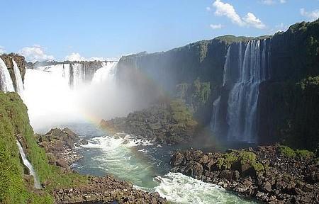 Cataratas de Foz do Iguaçu - Passeio Nessa Maravilha da Natureza