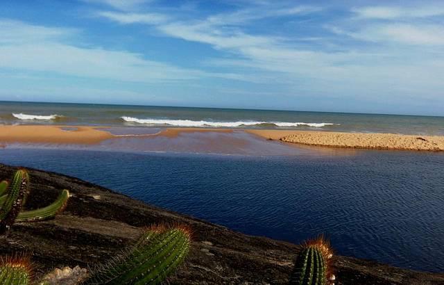 Trilha para Lagoa de Caraís - Água quentinha, visual lindoo