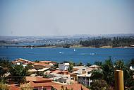 Vista da cidade de Brasilia
