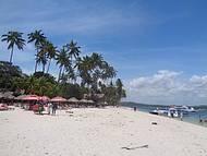 Praia e Coqueiral
