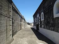 Interior do Forte