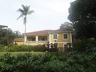 Casa da administração do Parque J.Botânico