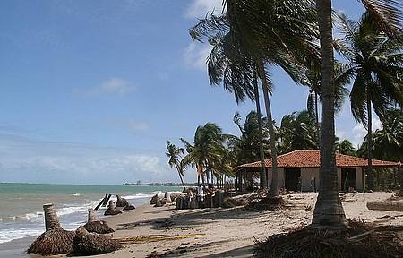 Praia de Gravata - Abreu do Una